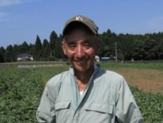 有機野菜を作り続けて25年。山武が誇る有機農法の先駆者、斉藤完一さん。